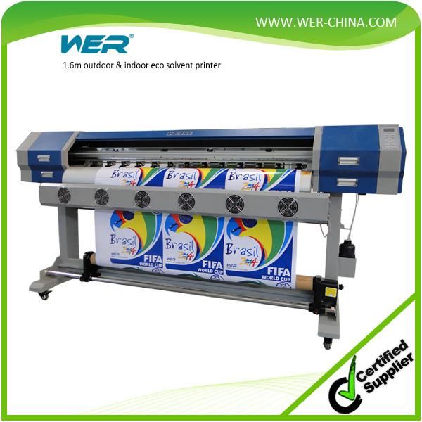 new model in 2014 low cost digital flex printing machine(China (Mainland))
