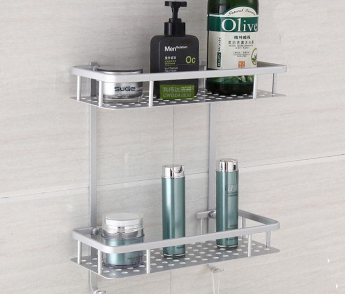 Online kopen wholesale douche shampoo en zeep houder uit for Accessoires douche