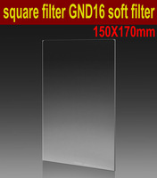Free shipping NiSi Soft GND16 150X170mm square filter ultra coating GND16 soft filter double nano coating optical glass