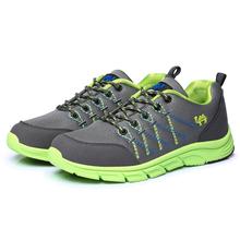 New Brand Summer 2015 Net Running Shoes Men trekking Sneakers Outdoor Sports Casual free run Walking Mountain Shoes Botas