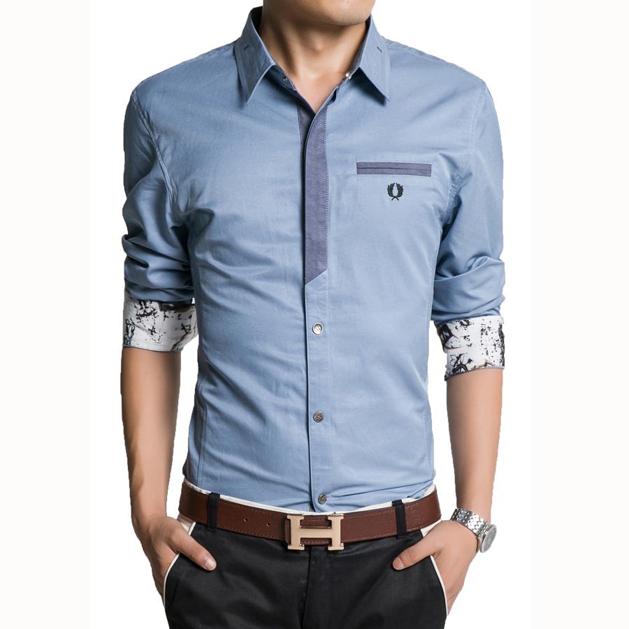 Мужская повседневная рубашка camisa 2015 masculina 305 мужская повседневная рубашка 2015 camisa masculina v9