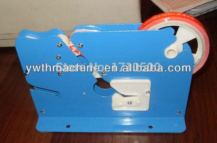 Economic Small Portable Plastic Fruit Bag Neck Sealer Machine(China (Mainland))