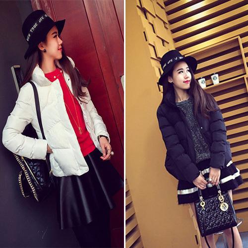 Женские пуховики, Куртки Brand new 2015  women wadded jacket женские толстовки и кофты new brand 2015 ballinciaga 2 piece 8718