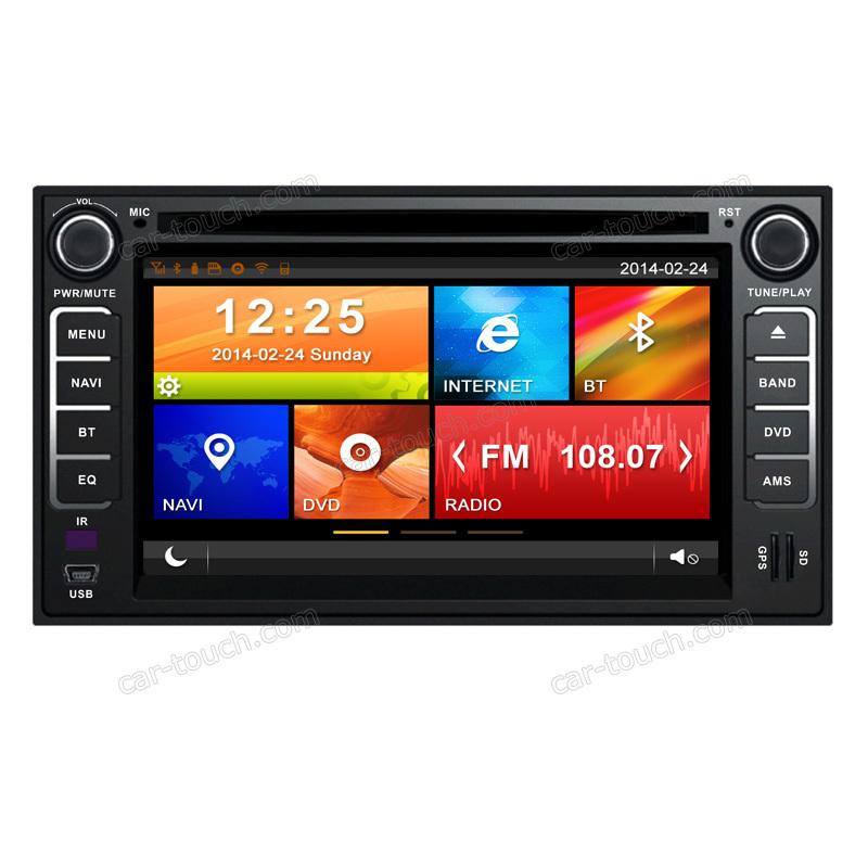 6.2 inch touch screen 2 din car dvd gps multimedia player automotive navigation system radio for Kia Sportage/ Soranto/ Cerato(China (Mainland))