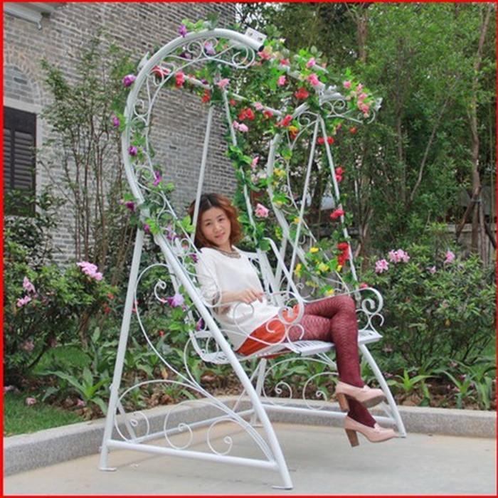 Online kopen wholesale ijzer tuin schommel uit china ijzer tuin schommel groothandel - Ijzer terras ...