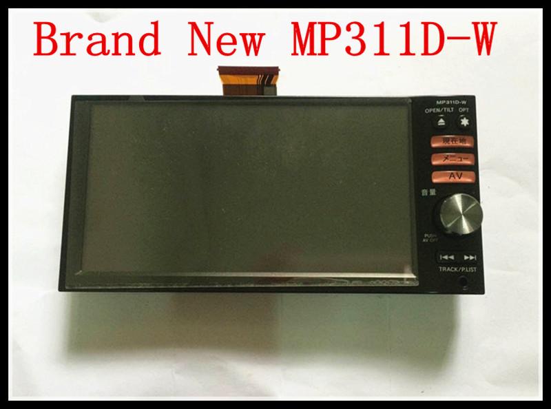 100% New Original Car DVD/GPS Navigation LCD Monitors MP311D-W LCD Modules For Car Audio System Navigation(China (Mainland))
