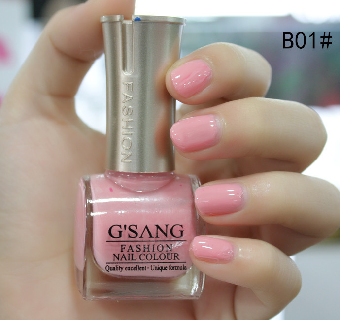 new arrival china gsang new glaze brand nail lacquer polish come with 180 sweet summer spring color nail lacquer art varnish(China (Mainland))