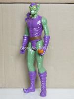 MARVEL TITAN HERO SERIES SPIDER-MAN GREEN GOBLIN 12 inch  Loose Figure