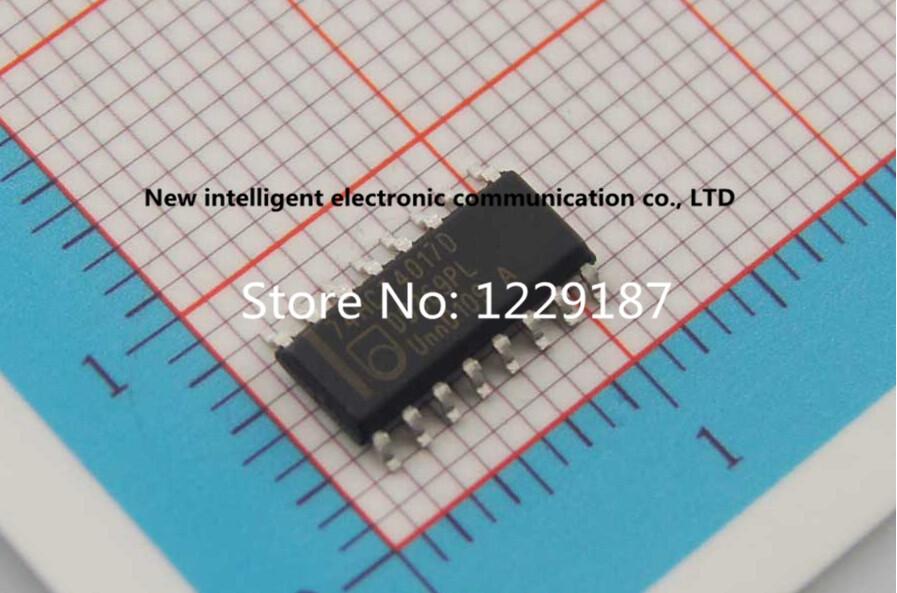 74HCT4017D IC JOHNSON DECADE COUNTER 16SOIC(China (Mainland))