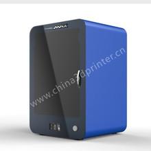 Single nozzle desktop 3d printer multicolor 3d color printer 15 colors filament for choosing