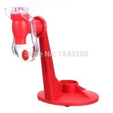 Новый шаблон отделан горячая распродажа сода дозирования гаджет удобный безалкогольный напиток кока-кола ну вечеринку питьевой диспенсер воды машина инструмент(China (Mainland))