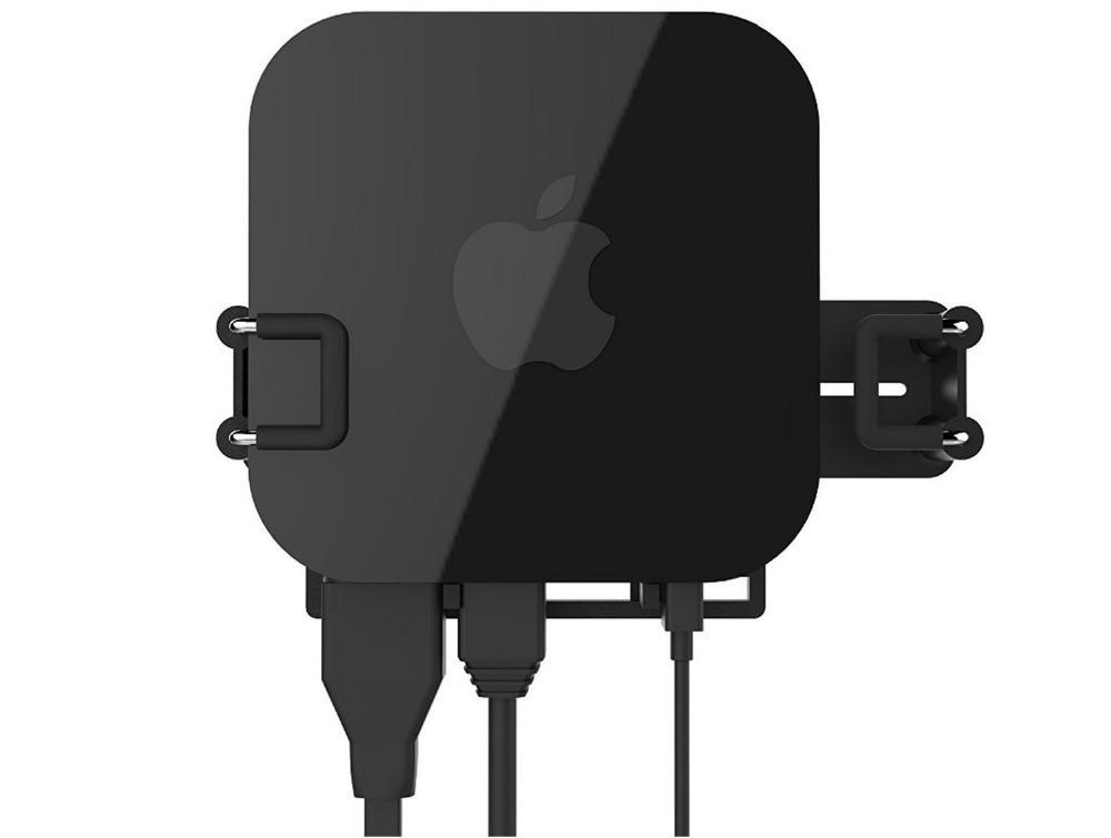 TV Box Mount Holder Mounting Bracket Shelf for Apple TV 2/3, Roku TV 1/2/3 MXQ, MX 3, ONVO Matricom, SkyStreamX 4 Android TV Box(China (Mainland))
