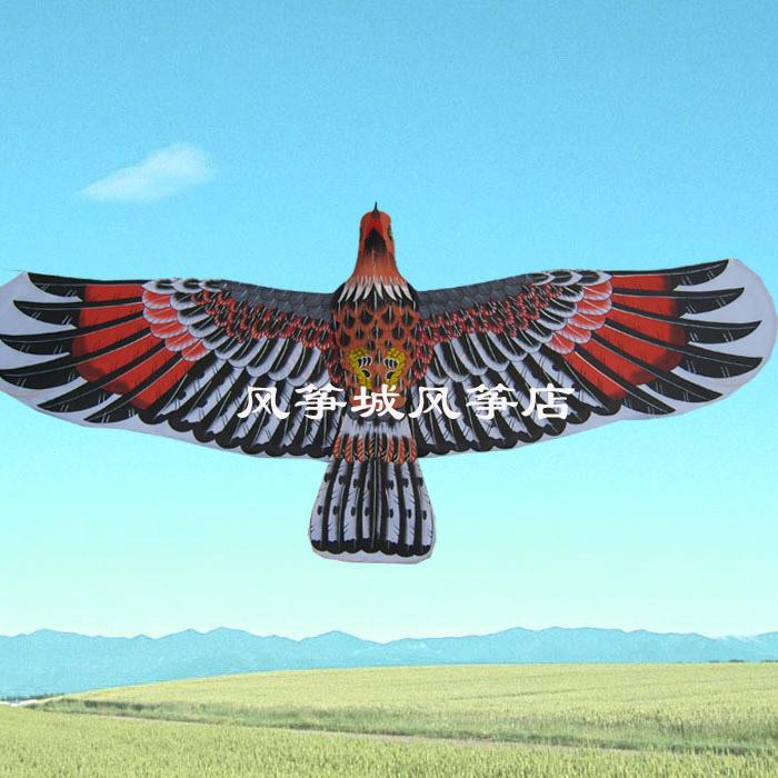 Kite kite weifang kite 1.7 meters eagle kite(China (Mainland))