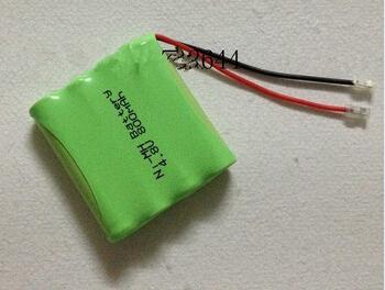 Free shipping 2pcs/lot 4.8V AAA Ni-MH 800mAh Battery Pack Rechargeable batteries(China (Mainland))
