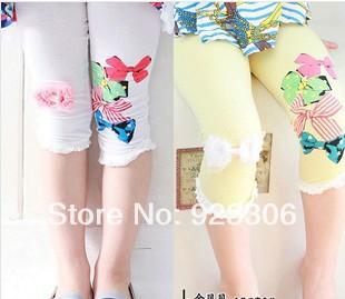 Леггинсы для девочек New brand 100pcs/lot ,  19 Ninth pants леггинсы для девочек new brand 100pcs lot leggings12 ninth pants