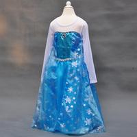 baby girls elsa easter rapunzel dress customes kids clothes toddler children clothing long sleeve deguisement vetement enfant