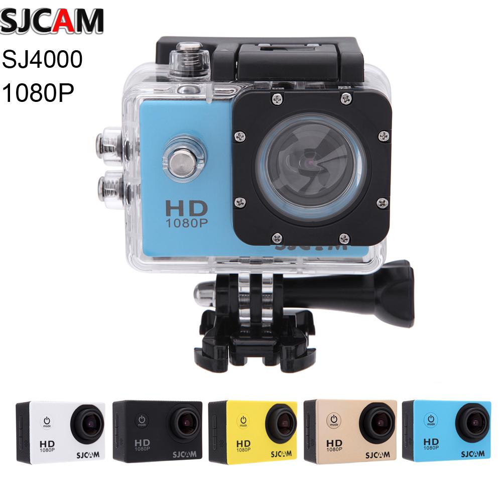 Фотокамеры и Аксессуары SJCAM SJ4000 DVR HD 1080P DV Gopro фотокамеры и аксессуары sj 4000 camera sjcam sj4000 1 5 lcd dv dvr full hd 1080p