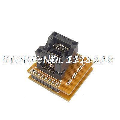 DIP 14 Pin to SOP 14 Socket IC Test Programmer Adapter(China (Mainland))
