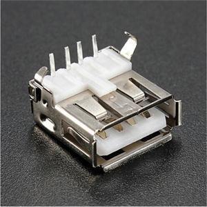 High Quality New USB Short Female Type A Female Socket Connector PCB Socket 50pcs