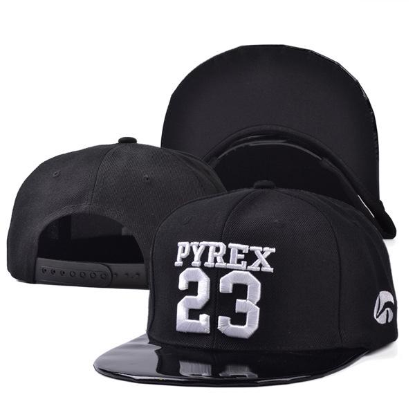 Aliexpress.com : Buy Hip Hop 23 letters flat bill hats snapback cap ...