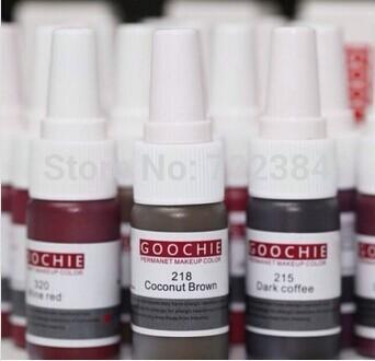 Краска для татуировки Goochie 2015 MZ-G001 недорого