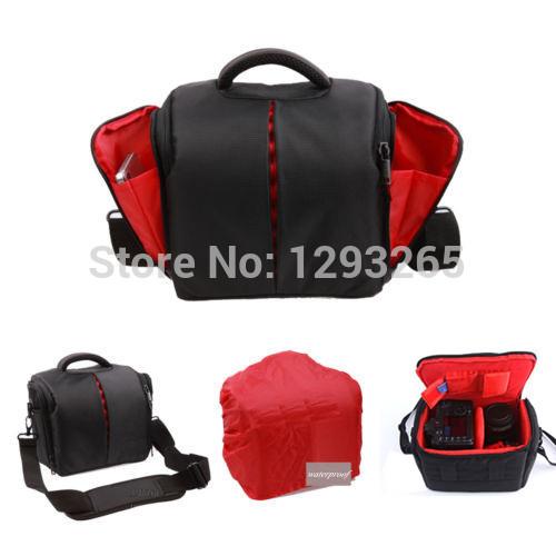 Сумка для видеокамеры OEM SLR dSLR Nikon Canon Sony + camera bags сумка для видеокамеры lowepro ii dslr canon nikon sony lp2rr