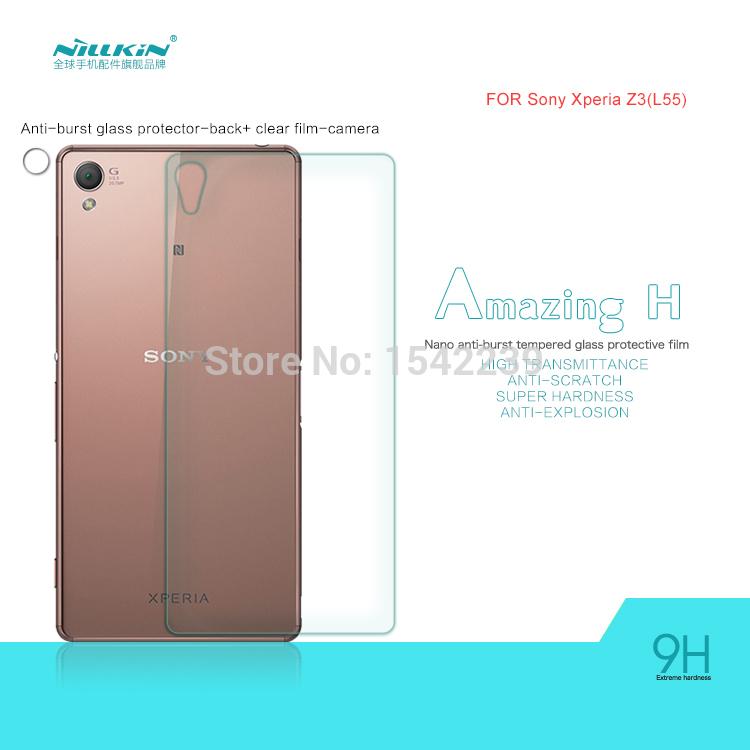 Защитная пленка для мобильных телефонов 1 Nillkin 9H Sony Xperia Z3 защитная пленка nillkin защитная пленка nillkin для lenovo k910 матовая