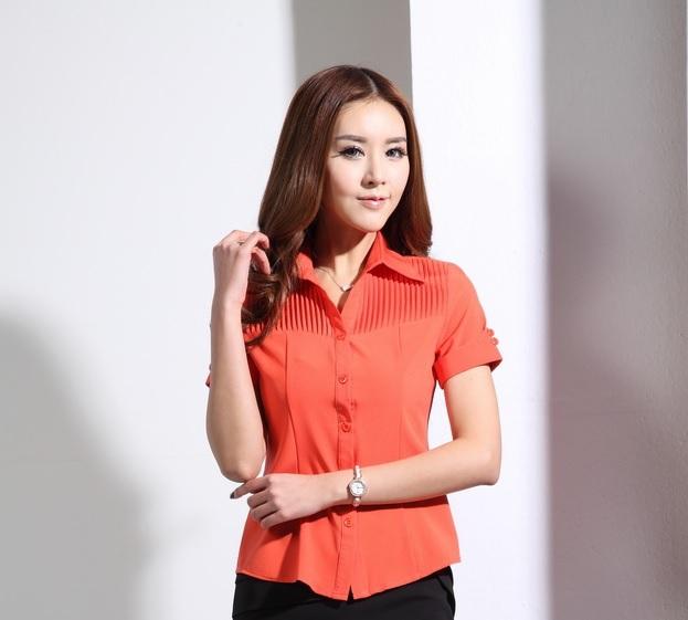 compra orange uniform shirt online al por mayor de china