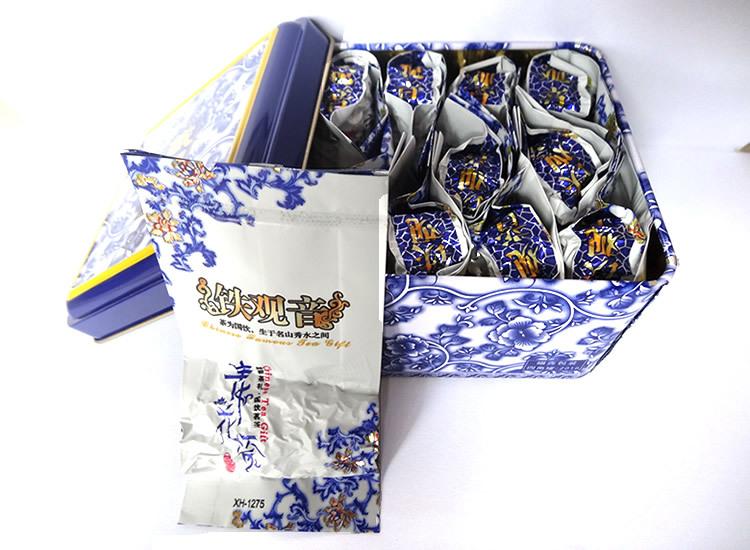 150g 10 packs TieGuanYin Superior Oolong Tea 1275 Green Tea 2014 Tie Guan Yin to loose Weight China Green Food Gift Package(China (Mainland))
