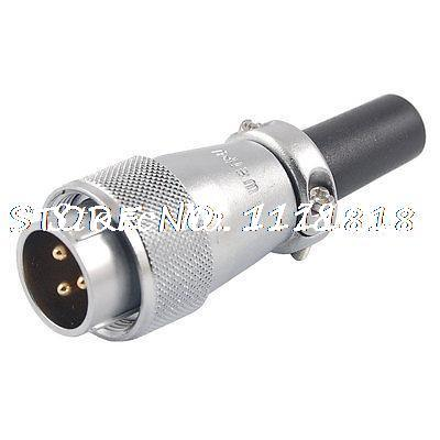 AC 500V 25A Cable Coupler 3 Pins Aviation Air Connector Plug(China (Mainland))