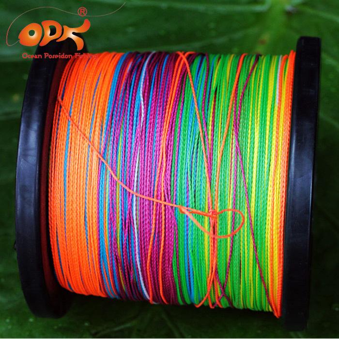 Рыболовная леска OPF 1 500m 8 X Dyneema pe , 90 100 150 200 LB 250 300 spectra Dyneema braided line