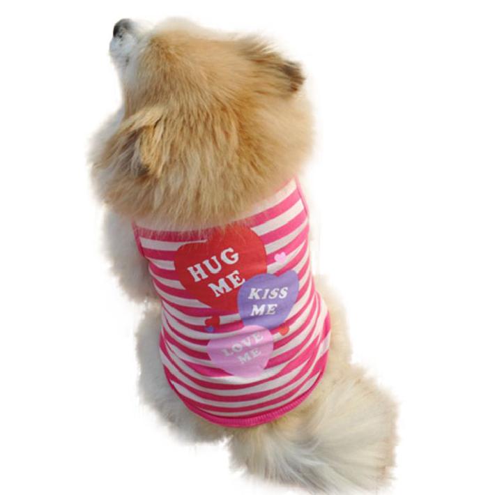 прочный 2015 ПЭТ щенка лето рубашку
