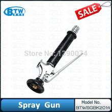 Черный пистолет, DZR латунь спрей, для коммерческого предварительное полоскание кухонный кран, кран аксессуары, DHL / TNT бесплатная доставка