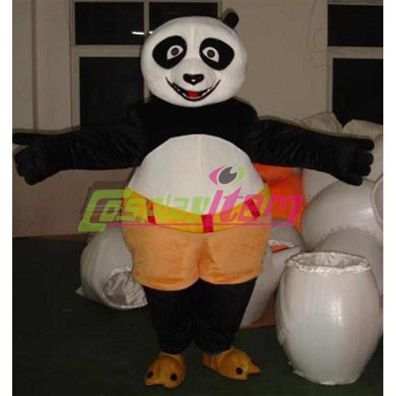 Panda Costume For Adults Costume Kung fu Panda
