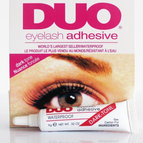 False Eyelash glue DUO anti-sensitive hypoallergenic DUO Eyelash glue (black glue) wholesale(China (Mainland))