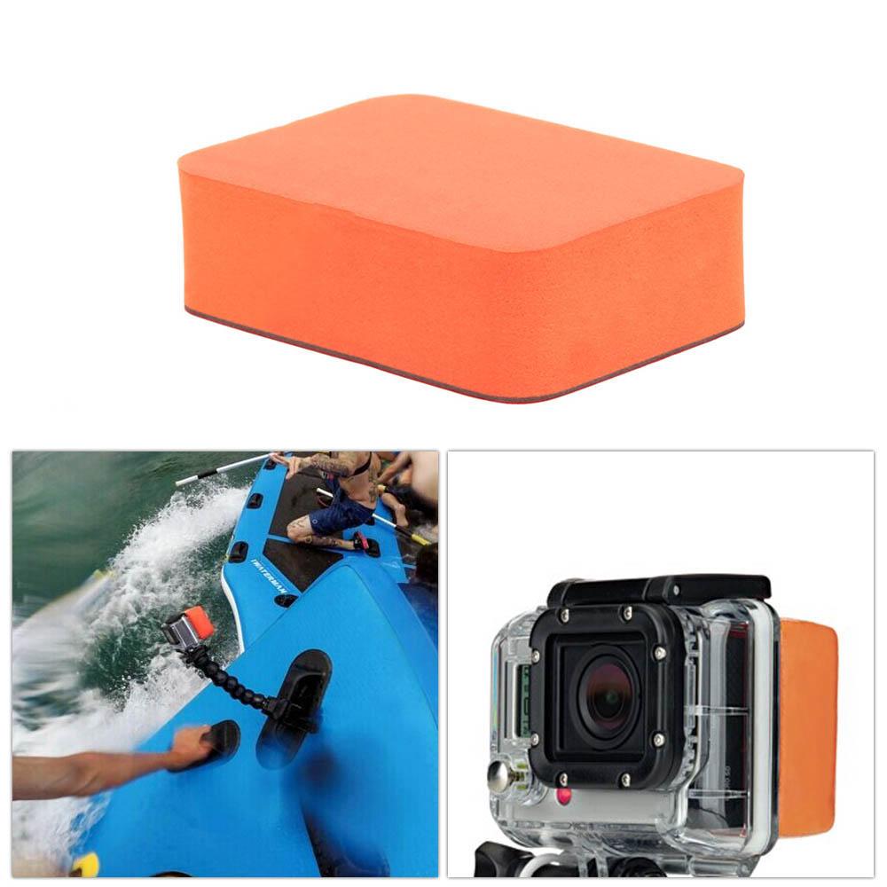 Andoer Floaty Block Buoy Sponge with 3M Sticker Adhesive for Sport Camera GoPro Hero 4 3+ 3 2 1(China (Mainland))
