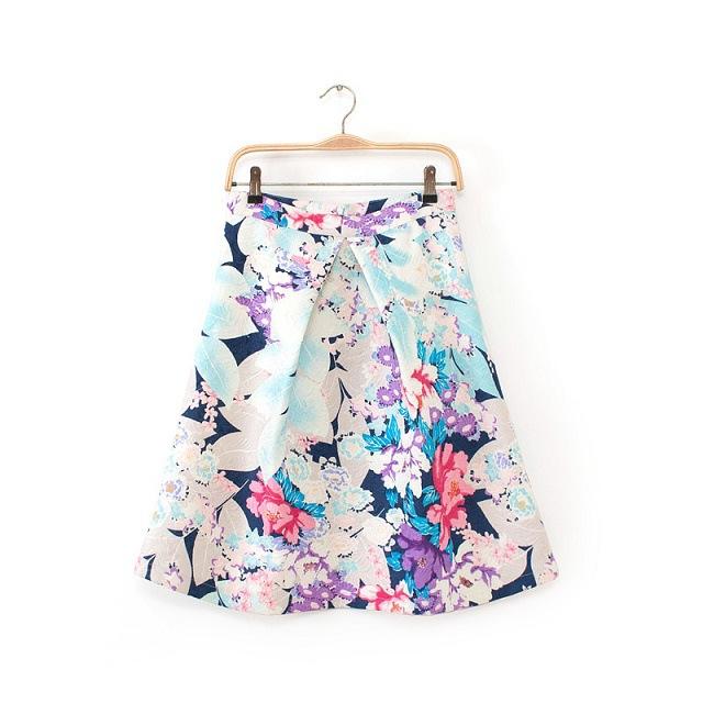 Женская юбка HOPE 2015 Midi Saia 5846 женская юбка hope 2015 midi saia 5846