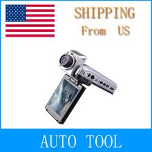"F900LHD Novatek DVR Recorder Cam 2.5"" TFT LCD 1920*1080P F900 Full HD Car Camera Video Registrator Carcam Car Dvrs ship from us(China (Mainland))"
