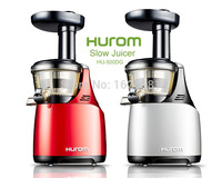 DHL FREE SHIPPING New Hurom Slow Juicer HU-500DG 43RPM Fruit Vegetable Citrus Juice Extractor 100% Original HUROM Made in Korea