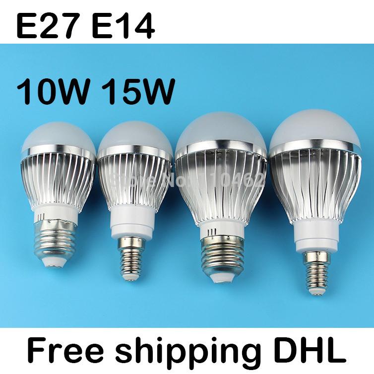 Светодиодная лампа bombillas e27