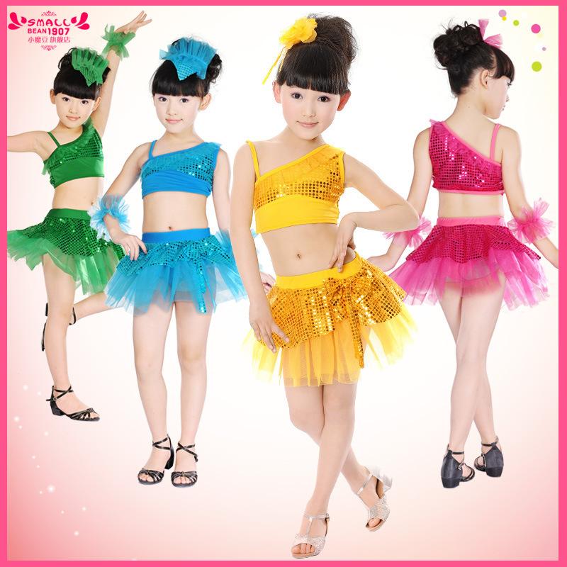 tango ballroom dance costume for kids latin dance dress for girls