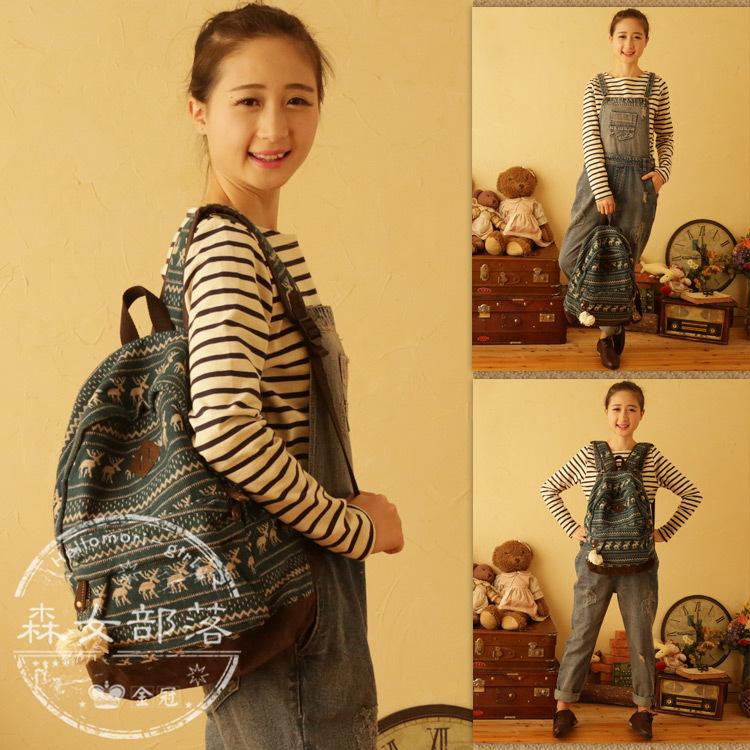 Рюкзак Vintage 2015 cotton
