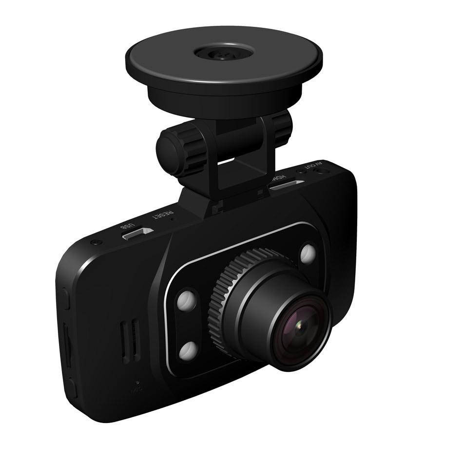 Обзор отличного и небольшого видеорегистратора с Full HD записью 1080p GS8000L