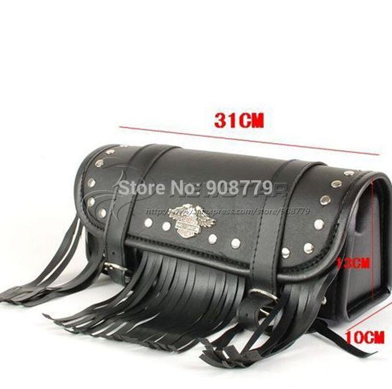 Мотоциклетная кожаная сумка для сидений NS