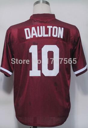 10 Darren Daulton men Baseball Jersey red Philadelphia Phillies jerseys size M/48-XXXL/56 Stitched Embroidery(China (Mainland))