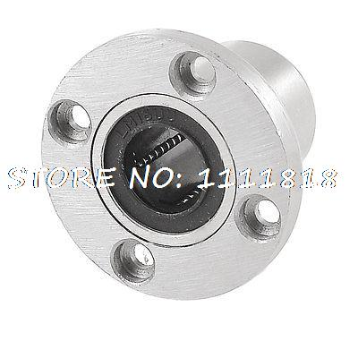 LMF16UU Round Flange Bushing Router Shaft Linear Bearing 16mm x 28mm x 37mm(China (Mainland))