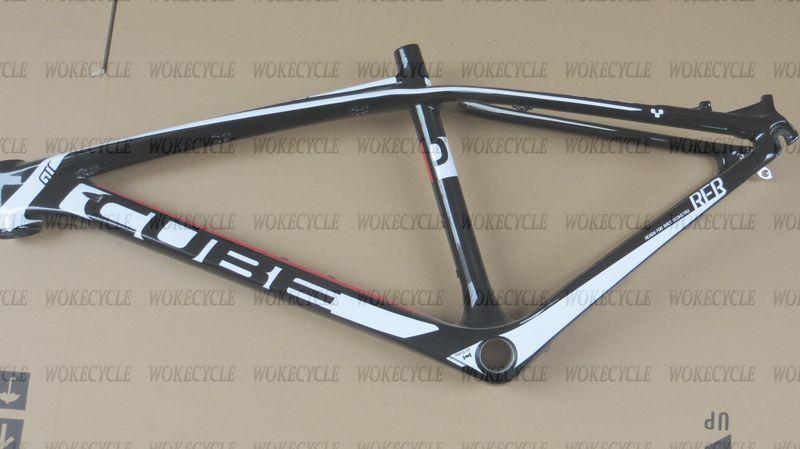 2015 EN test CUBE frame of mountain bike 26er Carbon MTB Frame,UD matt frame 26,OEM Design.(China (Mainland))
