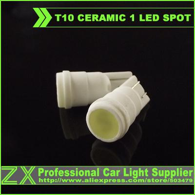Лампа для чтения ZX 10 X 5 W5W 168 T10 12V , 1W лампа philips 12v w5w white vision 2 шт