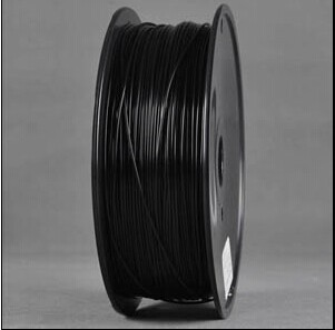 black ABS filament for 3d printer 1 75mm hot sale