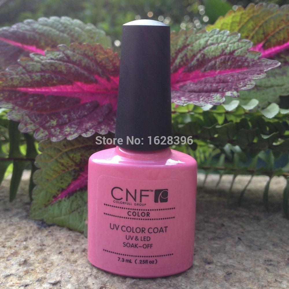 NC09859 Cake Pop Hot-selling CNF 79 Fashion Colors UV Gel Nail Polish 7.3ML Nail Gel(China (Mainland))